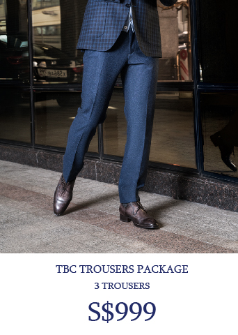 TBC Trousers Package